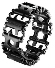 Leatherman Tread - Bracelet & Multi Tool - Black DLC