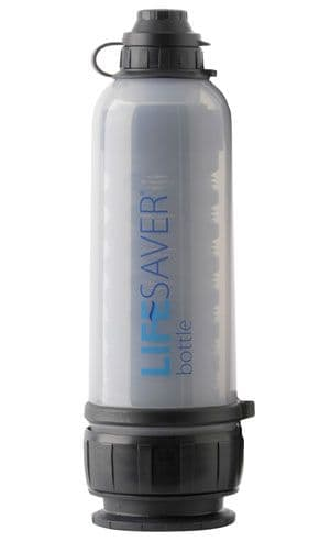 Lifesaver Bottle 6000UF Bottle