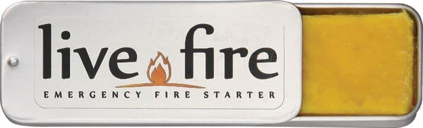 Live Fire Emergency fire starter - Original