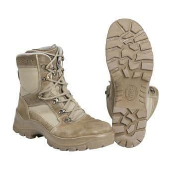 Military Haix Desert Gore-tex Boots