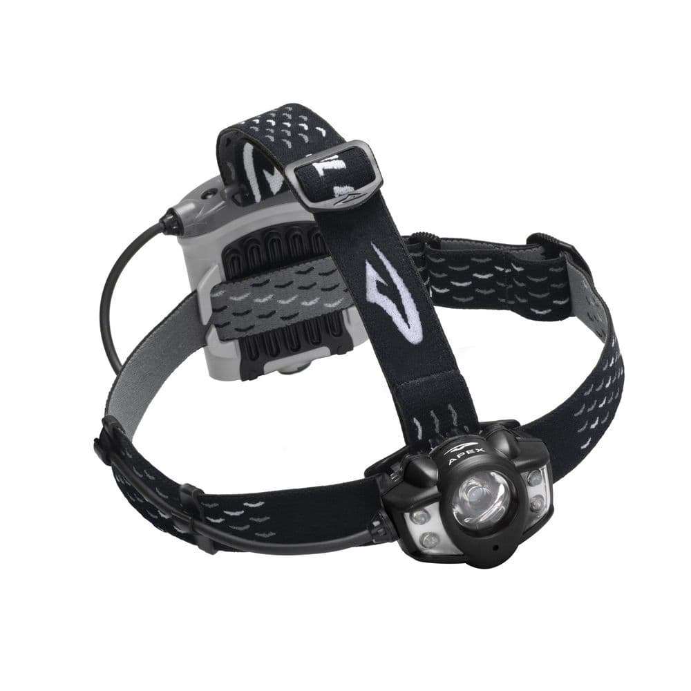 Princeton Tec Apex Rechargeable LED Headlight
