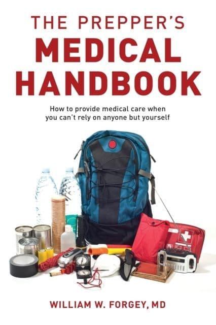 The Prepper's Medical Handbook - Book