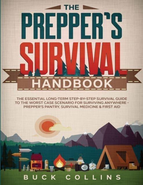 The Prepper's Survival Handbook - Book