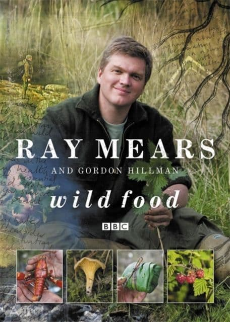 Wild Food By Ray Mears - Book
