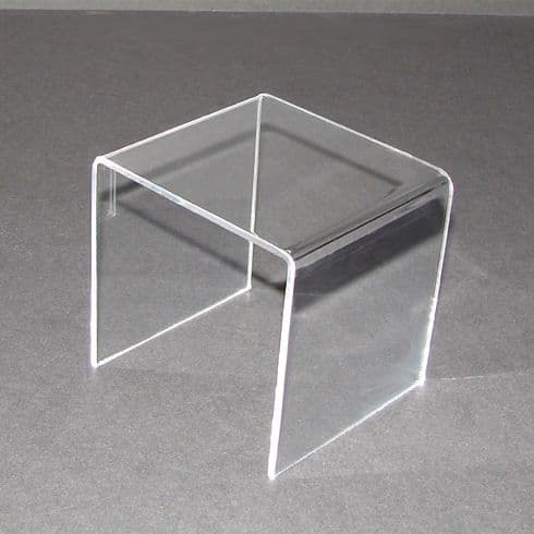 10cm  Clear Acrylic Display Bridge