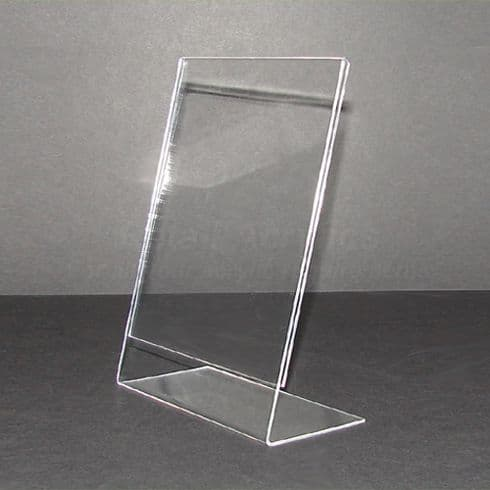A3  Single Sided Poster Display Stand