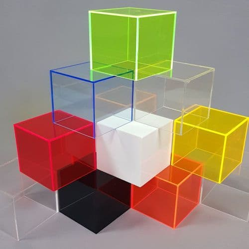 Five Sided Cube & Boxes