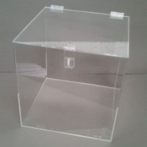 PADLOCK - Acrylic Lockable Display Cases & Boxes