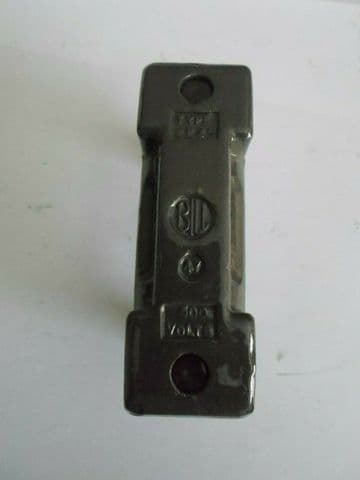 BILL TYPE EE30 CERAMIC FUSE CARRIER