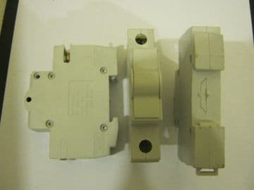 BLANK MCB TO FIT WYLEX NSB CONSUMER UNITS. BS 60947-3