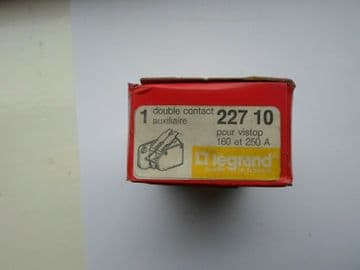 NEW LEGRAND AUXILIARY CONTACT 22710