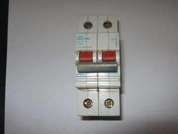 VYNCKIER 100A SWITCH DISCONNNECTOR CIRCUIT BREAKER.