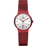 Danish Design Stainless Steel TAGE Red Ladies Watch IV74Q971