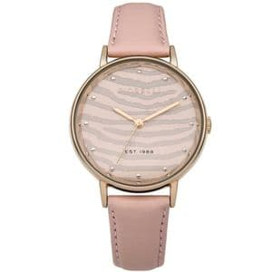 Fiorelli FO010CRG Ladies Rose Gold Pink Leather Watch