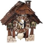Hermle 23030-030721 8 Day Mechanical Cuckoo Clock without Strike