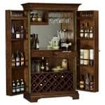 Howard Miller 695-114 Barossa Valley Wine & Bar Cabinet