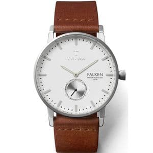 Triwa Ivory Falken Brown Classic Watch FAST103.CL010212