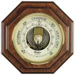 Woodford Octagonal Aneroid Barometer 1612