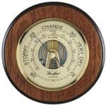 Woodford Small Round Aneroid Barometer 1615