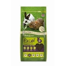 Burgess Excel Tasty Nuggets Adult Rabbit Food 4kg